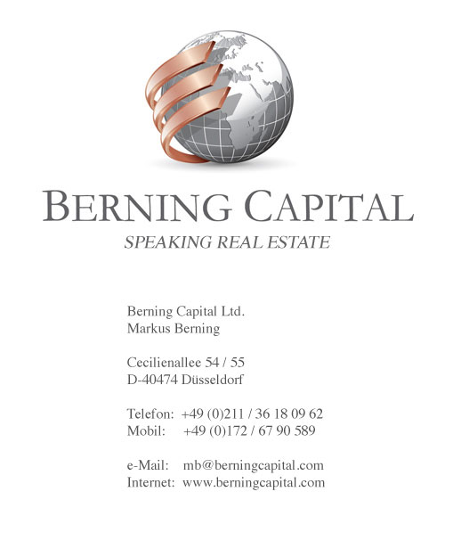 Berning Capital - Markus Berning, Düsseldorf